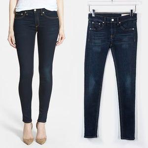 Rag & Bone Classic Skinny Jeans Coventry Wash - 26